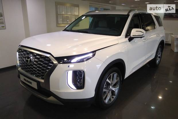 Hyundai Palisade Executive