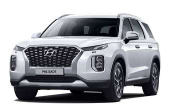 Hyundai Palisade 2021 в Житомир