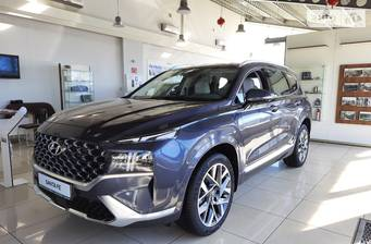 Hyundai Santa FE 2021 Top SE