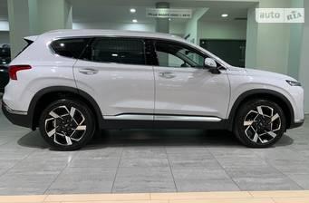 Hyundai Santa FE 2021 Top