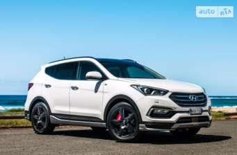 Hyundai Santa FE DM 2.2 CRDi AТ (197 л.с.) 4WD Excellent 2017