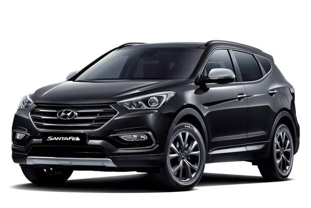 Hyundai Santa FE Excellent