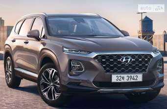 Hyundai Santa FE 2.2 CRDi AT (200 л.с.) AWD Top Panorama Brown 2018