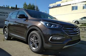 Hyundai Santa FE DM 2.2 CRDi AТ (197 л.с.) 4WD 2017
