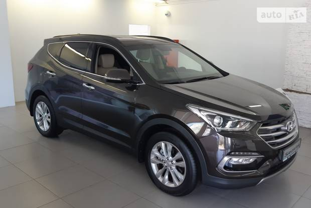 Hyundai Santa FE Тор