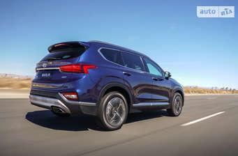 Hyundai Santa FE 2.2 CRDi AT (200 л.с.) Family 2018