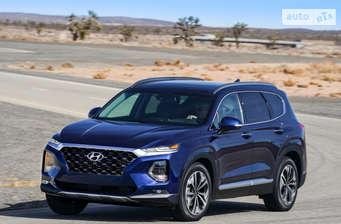 Hyundai Santa FE Top Special Brown 2018
