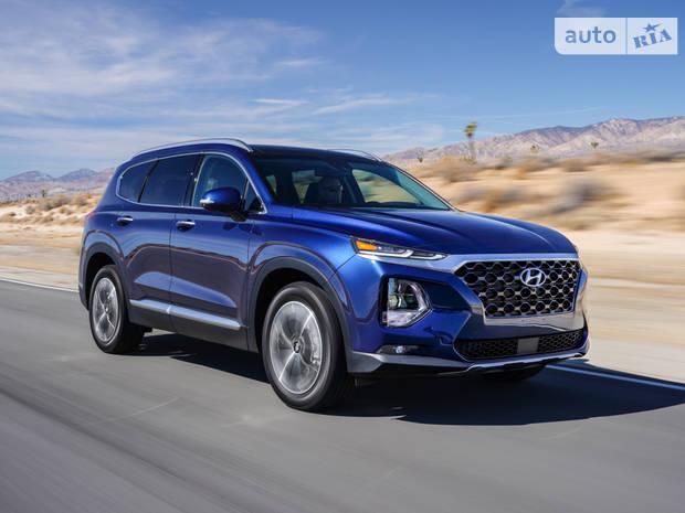 Hyundai Santa FE Top Special Panorama