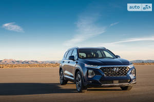 Hyundai Santa FE 2.2 CRDi AT (200 л.с.) AWD Superior 2019