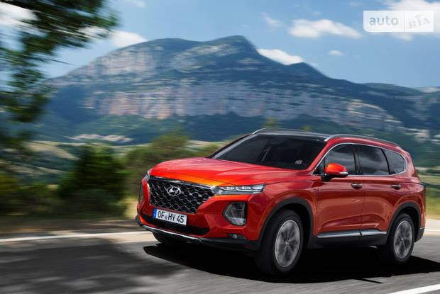 Hyundai Santa FE Superior