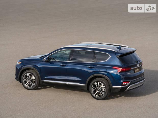 Hyundai Santa FE Prestige