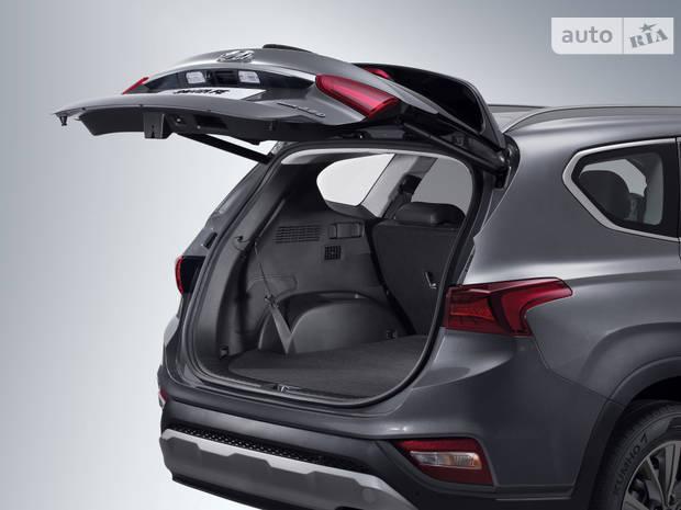 Hyundai Santa FE Top Special