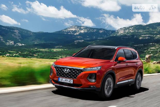 Hyundai Santa FE Panorama