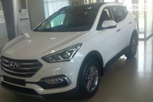 Hyundai Santa FE Тор Panorama
