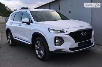 Hyundai Santa FE Top 2019