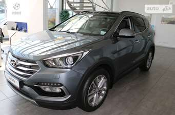 Hyundai Santa FE Тор Panorama 2018