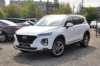 Hyundai Santa FE Top Brown 2018