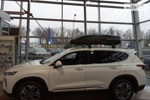 Hyundai Santa FE 2.2 CRDi AT (200 л.с.) AWD Top+ 2020