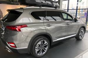 Hyundai Santa FE Top+ Panorama Brown