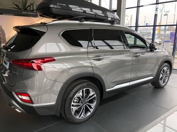 Hyundai Santa FE Top+ Panorama Brown