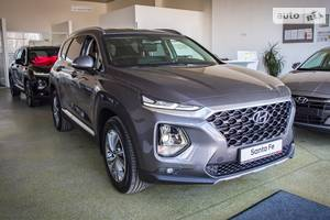 Hyundai Santa FE 2.2 CRDi AT (200 л.с.) AWD Prestige 2020