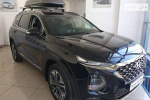 Hyundai Santa FE 2.2 CRDi AT (200 л.с.) AWD Top Panorama 2019