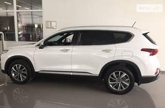 Hyundai Santa FE 2020 Prestige Brown