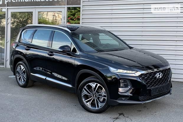 Hyundai Santa FE Prestige Brown