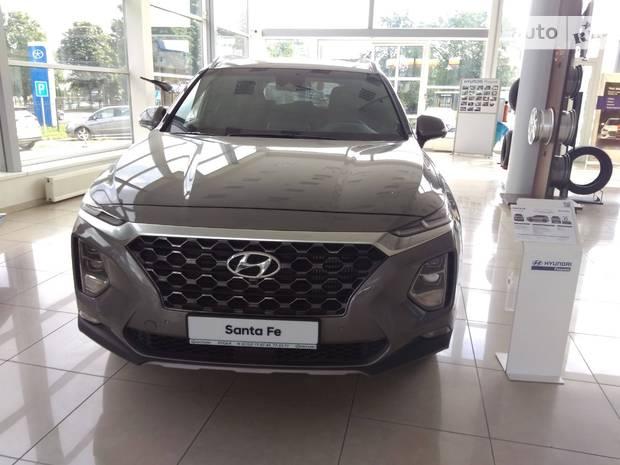 Hyundai Santa FE Top Brown