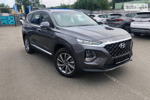 Hyundai Santa FE 2.2 CRDi AT (200 л.с.) Superior 2019