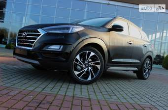 Hyundai Tucson 2.0 AT (155 л.с.) 4WD 2020