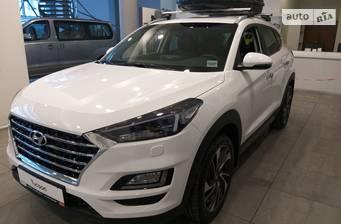 Hyundai Tucson 2020 Top