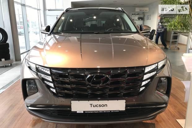 Hyundai Tucson Top Panorama