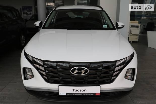 Hyundai Tucson Dynamic