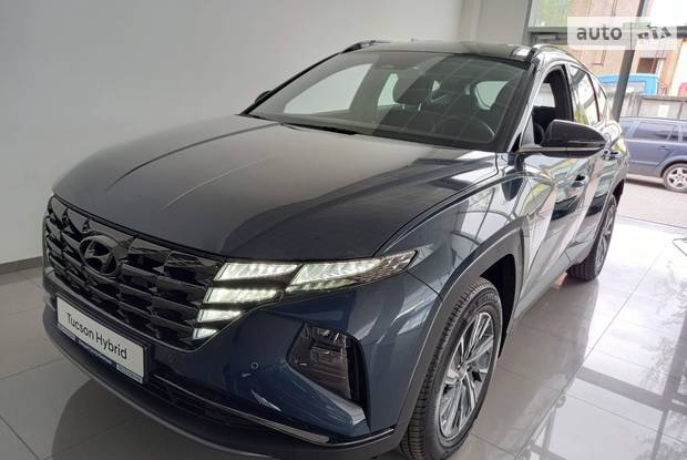 Hyundai Tucson Elegance Teal
