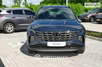Hyundai Tucson 2021 Top Teal