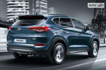 Hyundai Tucson 2.0 AT (155 л.с.) 4WD Top 2017