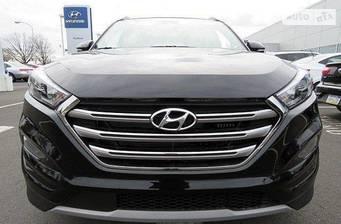 Hyundai Tucson 2.0 CRDi AT (186 л.с.) 4WD 2017