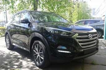 Hyundai Tucson 2.0 CRDi AT (186 л.с.) 4WD Top 2018