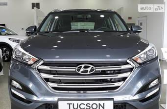 Hyundai Tucson 2.0 CRDi AT (184 л.с.) 2018