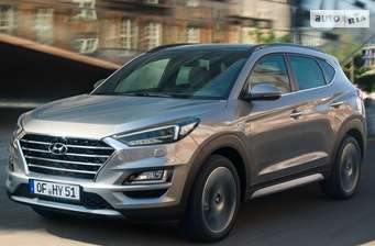 Hyundai Tucson 2.0 AT (155 л.с.) 4WD Top 2018