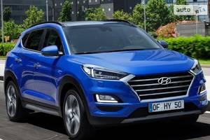 Hyundai Tucson 2.0 AT (155 л.с.) 4WD Dynamic 2020