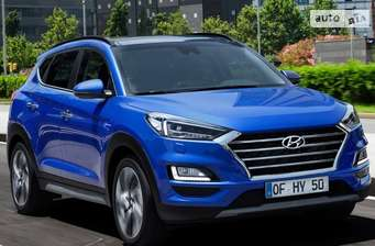 Hyundai Tucson 2.0 AT (155 л.с.) 4WD Dynamic 2018