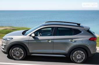 Hyundai Tucson 2.0 CRDi AT (185 л.с.) 4WD Elegance 2018