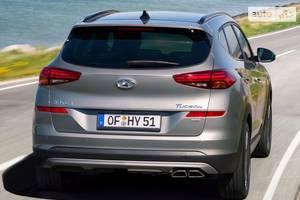 Hyundai Tucson 2.0 CRDi AT (185 л.с.) 4WD Top 2020