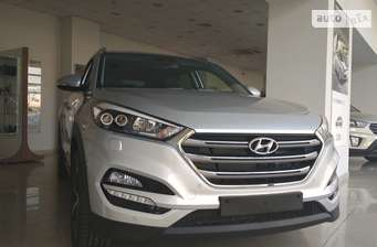 Hyundai Tucson 2.0 CRDi AT (184 л.с.) 4WD Top 2018