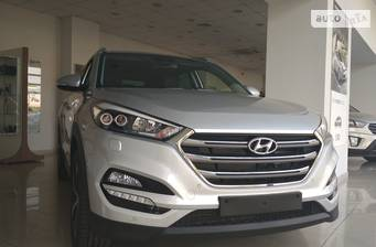 Hyundai Tucson 2.0 CRDi AT (184 л.с.) 4WD 2018