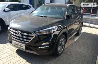 Hyundai Tucson 2.0 CRDi AT (185 л.с.) Limited Edition 2018