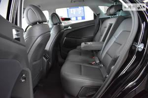 Hyundai Tucson 2.0 CRDi AT (185 л.с.) 4WD Top 2018
