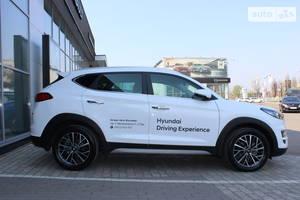 Hyundai Tucson 2.0 CRDi AT (185 л.с.) 4WD Elegance 2018